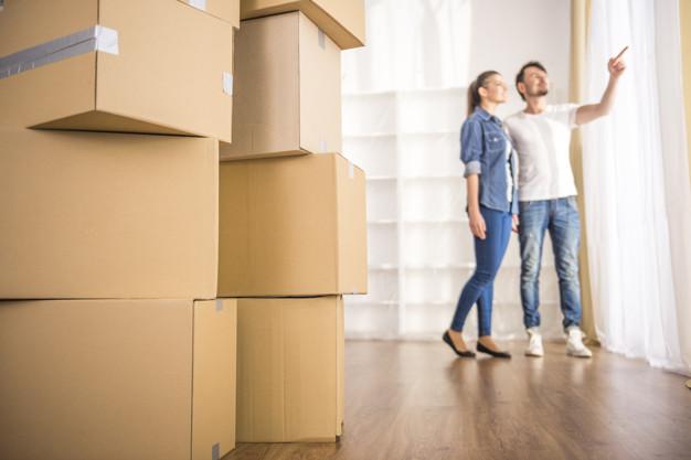 Inchirierea unui apartament într-un oraș în care nu locuiești încă